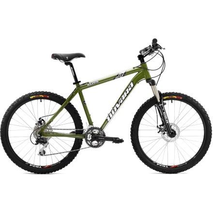 Novara Aspen, my new bike.